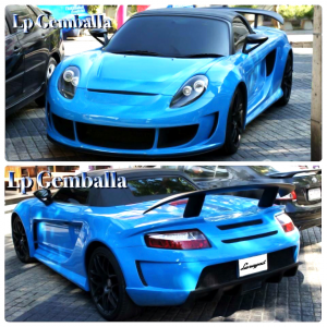 Lp gemballa kit for toyota mr2 spyder zzw30