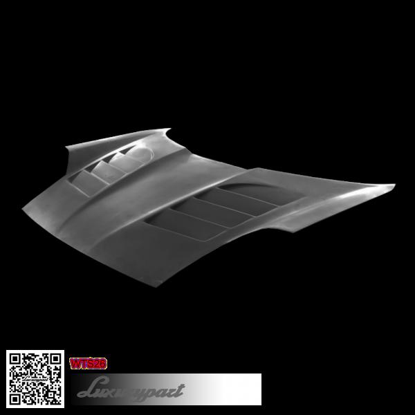 Lpx Fiberglass front hood for toyota mr2 spyder zzw30