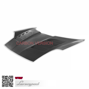Lpx Carbon front hood for toyota mr2 spyder zzw30